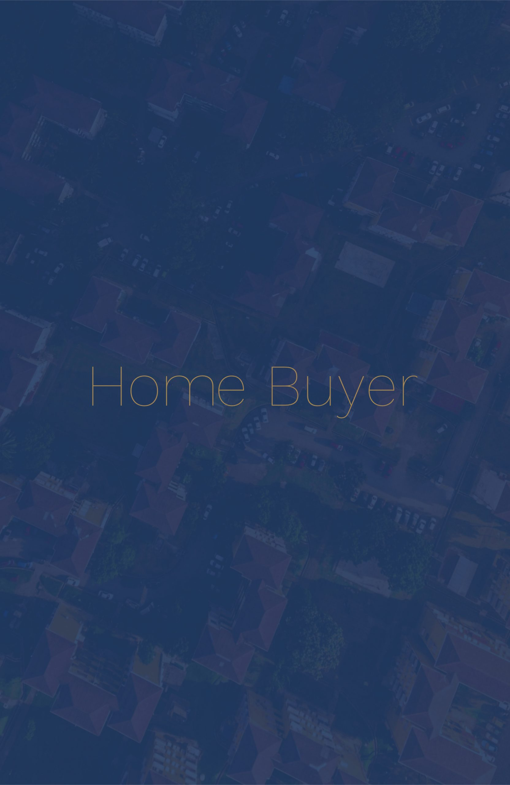Home Buyer Engage Finance Mobile Header Image